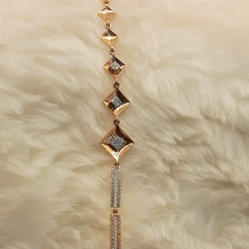 18kt rose gold lucky' by