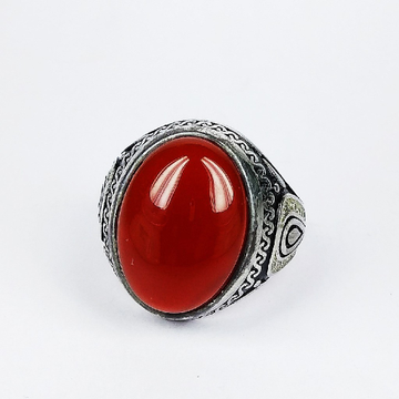 92.5 sterling silver turkish ring ml-137