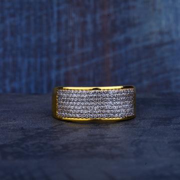 916 gold cz ring mr448