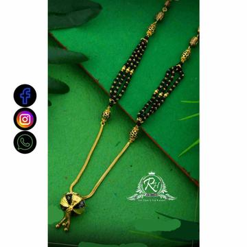 22 Carat Gold Classical Ladies Mangalsutra RH-LM719