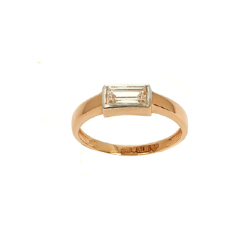 18K Rose Gold Designer Ring MGA - LRG1066