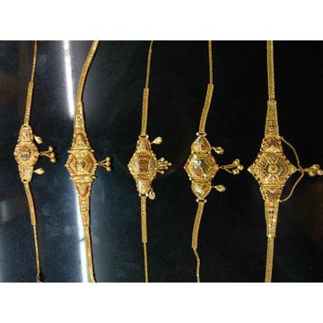 Gold Lockit Gujarati Dijain by