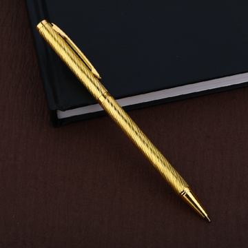 18K Gold Mens Ball Pen-BP09