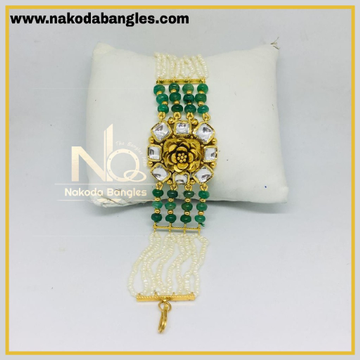 916 Gold Antique Bracelet NB - 474