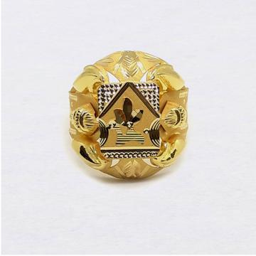 22k Nazarana Gold Ring by