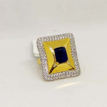 22 k Gold Fancy Ring. NJ-R01008