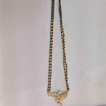 916 Gold Attractive Mangalsutra