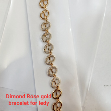 Antique dimond bracelet by J.H. Fashion Jewellery