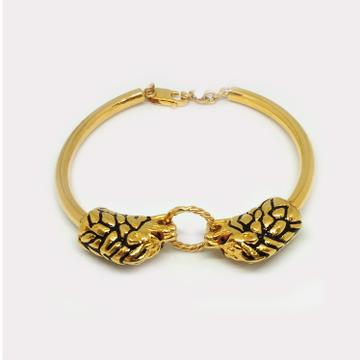 916 Gold Rajwadi Gents Bracelet