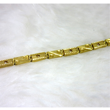 Gold DailyWear Fancy Bracelet