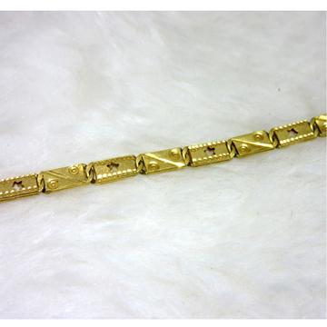 Gold DailyWear Fancy Bracelet