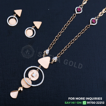 76 ROSE GOLD DOKIYA SGD-0007