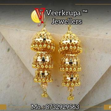 916 gold keri zummer triple by