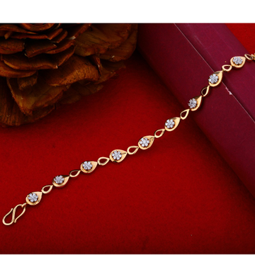 18KT Rose gold Stylish Bracelet For Women RHJ-1213