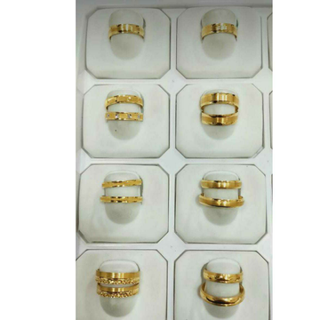 Gold Ring Antique Piece by