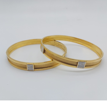 Fancy Gold Bangles by