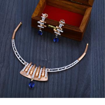 18ct  Rose Gold Classic   Hallmark   Necklace Set RN14