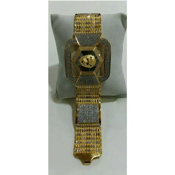 916 gents fancy gold heavy lucky g-9616