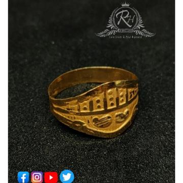 22 carat gold kids rings rh-kR930