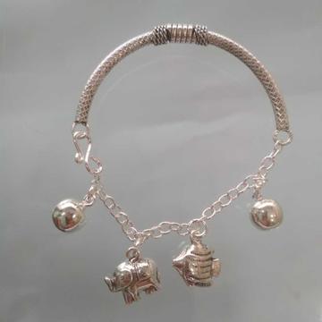92.5 sterling silver designer baby bracelet NJ-B021