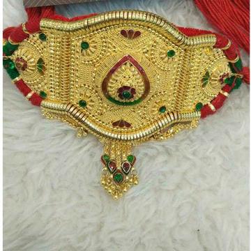Gold Mevadi BajuBand by