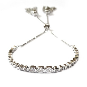925 sterling silver fancy bracelet mga - brs0424