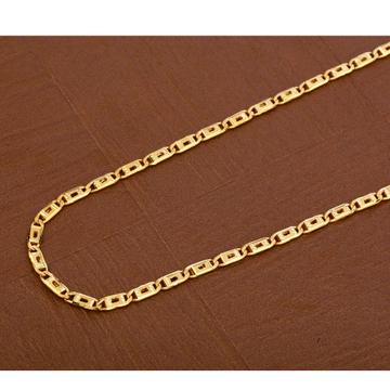 916 Gold Men's Nawabi  Chain  MNC32