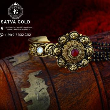 22KT Gold Bracelet SGB 35