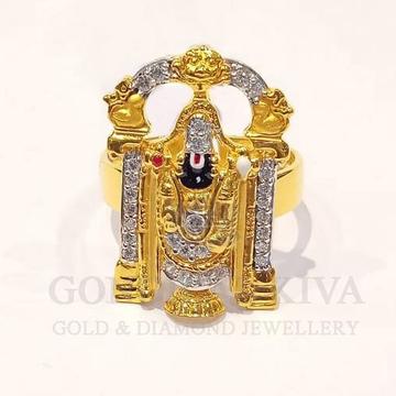 22kt gold ring ggr-h37