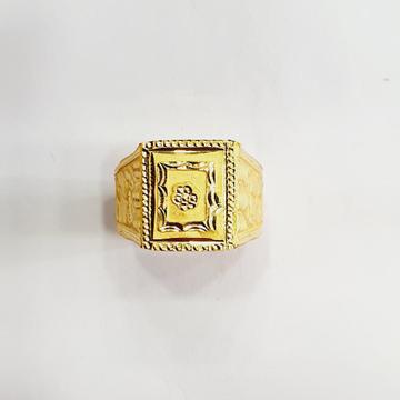 22k gold new fancy design by