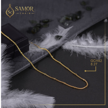 22kt gold delight chain by Samor Jewellers