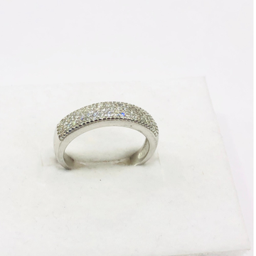 925 sterling silver and diamond bridal ring