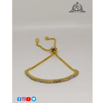22 carat gold daimond classical ladies bracelet RH-LB645