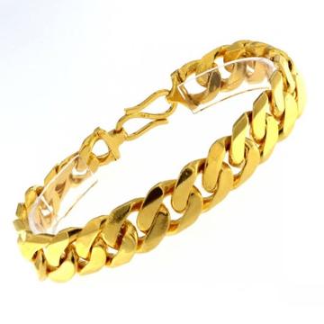 22kt gold lucky bracelet for women jkb050