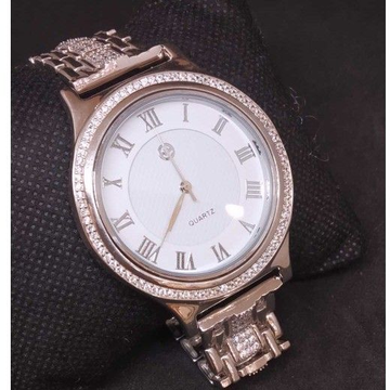 925 Silver Casual Branded Gents watch by