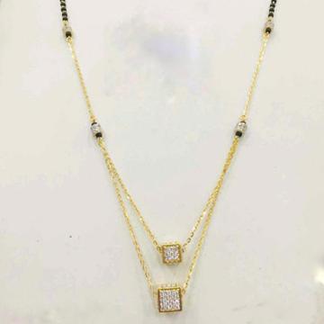 22KT/916 Gold fancy casual wear square pendant man... by