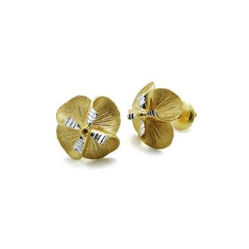 22k Gold Flower Beauty Tops by
