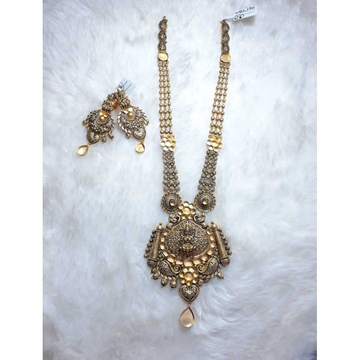 916 Antique Khokha Jadtar Necklace Set