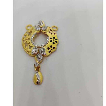 22k Ladies Fancy Gold Mangalsutra Pendant M-32001