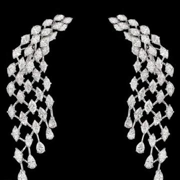 Diamonds Earrings JSJ0198