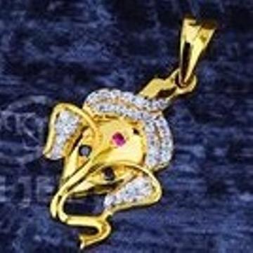 916 Gold Chain Pendal GP=-0008