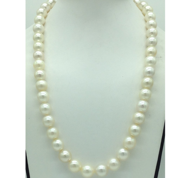 White Round South Sea Pearls Strand JPM0411
