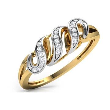22 CT Fancy Gents Ring by Vipul R Soni