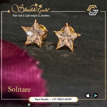 Earring by Shubh Gold