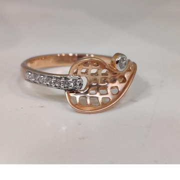 18kt RoseGold  ladies Ring RSR-002