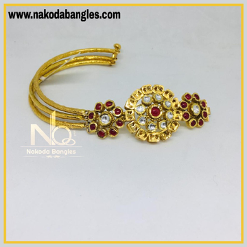 916 Gold Antique Kada NB - 468