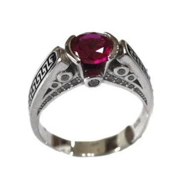 925 Sterling Silver Ring MGA - SR0054