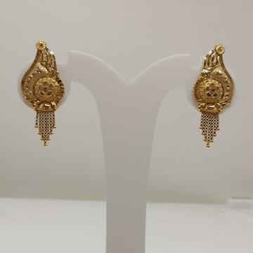 tops pattern earrings