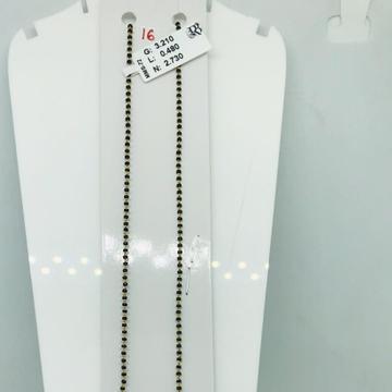 916 Micro Beads Mangalsutra MMS72
