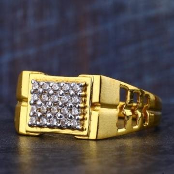 22 carat gold classical gents rings RH-GR403